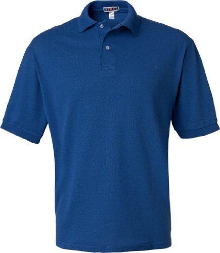 Die Erwachsenen Piqué Polo mit spotshield Blau - Königsblau
