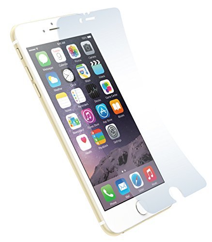 Power Support HD Anti Glare 2 Front Film Set Screen Protector For Apple iPhone 6 Plus 5.5