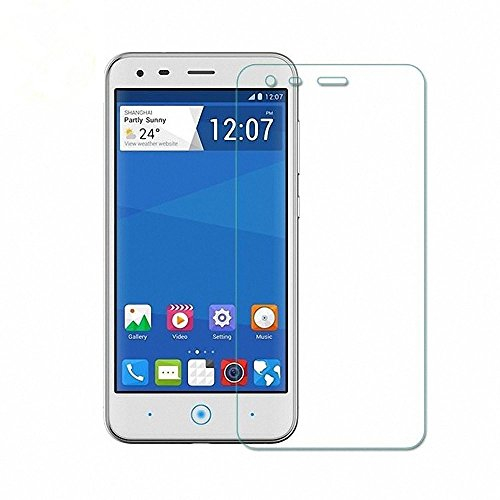 ZTE Blade L110/A110 Glas Folie Schutzfolie Glas Panzerfolie Displayschutzfolie for ZTE Blade L110/A110 Klar Anti-Kratz Screen Protector Displayschutz Displayfolie - 9H Hardness aus Gehärtetem Glas