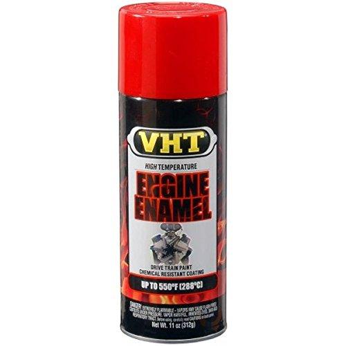 Vernice Smalto Spray VHT Rossa x Motore Cilindri Carter Alte Temperature