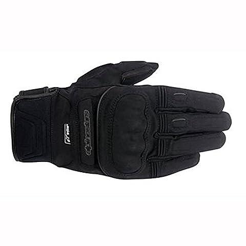 352701610S - Alpinestars C-10 Drystar Motorcycle Gloves S Black