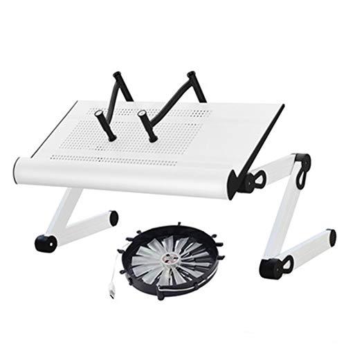 Liღseek Ordenador portátil portátil Soportes, mesas Plegables Lazy multifunción, Altura Ajustable...