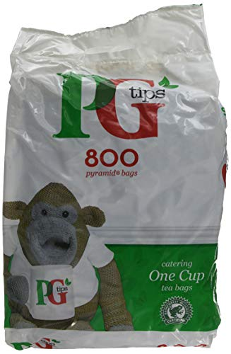 PG tips 800 One Cup Tea Bags + Free Limited Edition Monkey