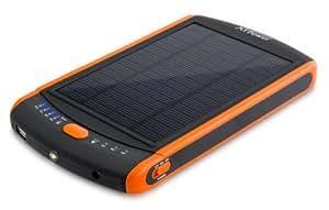 XTPower® MP-S23000 Solar Powerbank -mobiler externer USB und DC Solarakku mit 23000mAh - USB 5V 2.1A und DC Ausgang 12/16/19V 3A