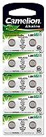 Camelion 12051011 AG 11 LR58 Battery - Multicolour (Pack of 10)