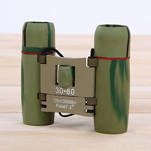 WY Fernglas mit Tag und Nacht 30X60 Mal Teleskop High - Definition Infrarot Licht Nachtsicht Fernglas,Tarnung,370x250x180mm