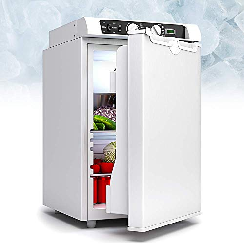41EDd9vgqmL. SS500  - Bluefin 3-Way Absorption Mini Fridge Freezer 43 Litre | 60 Litre| AC | DC | Gas Power | 12v | 230v | LPG |Ideal for Camping, Travel, Picnics | Car, Campervan, Motorhome, Caravan
