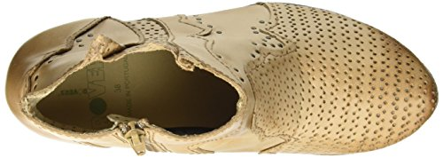 Rovers Rovers, Bottes Cowboy courtes, doublure froide femme Beige - Beige