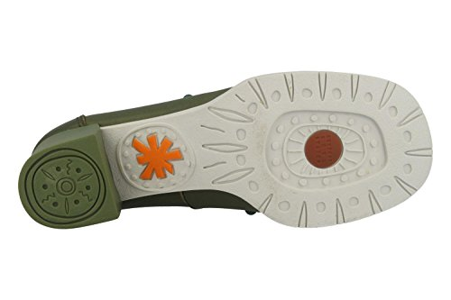 Scarpe Stile 1202a Memphis Bristol Kaki Verde