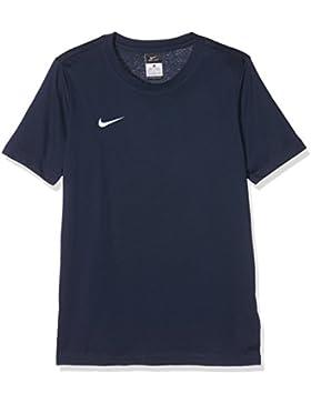 Nike YTH Team Club Blend tee Camiseta, Unisex niños, Azul (Obsidian/Obsidian/White), XL