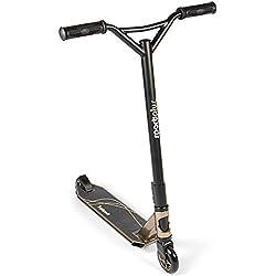 SportPlus - Trottinette Freestyle - Résistante aux Acrobaties et Sauts - Stunt Scooter/Trick Scooter - Robuste et de haute Qualité - Plusieurs Coloris disponibles !