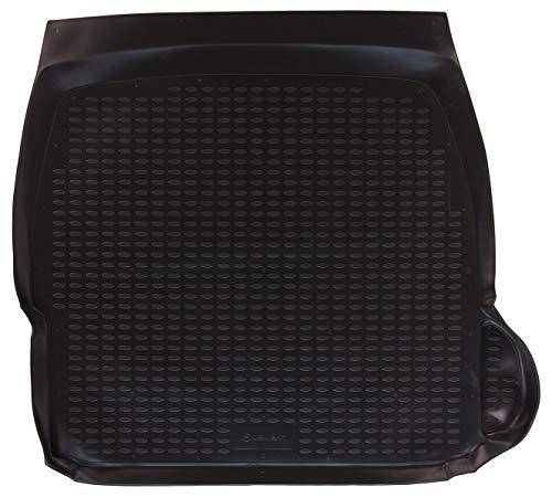 SIXTOL Auto Kofferraumschutz für den Volvo S80 2006-2016 - Maßgeschneiderte antirutsch Kofferraumwanne für den sicheren Transport von Einkauf, Gepäck und Haustier