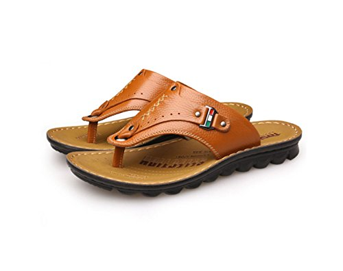 Amarelo Dos Vadeando Outdoor Sandálias Homens Chinelos Yzx8wSfAqn