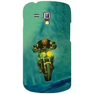 Printland Designer Back Cover for Samsung Galaxy S Duos 7582 Case Cover