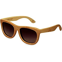 Gafas de sol de madera bambú Overseer
