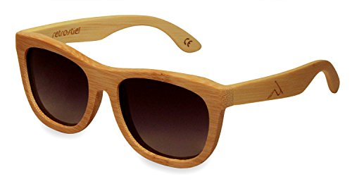 Holz Sonnenbrille Overseer Wheat