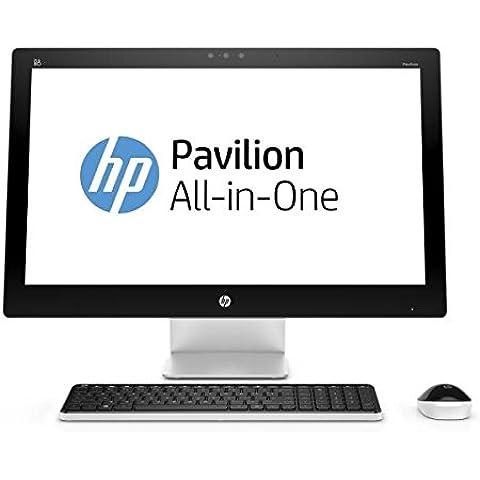 HP Pavilion 27-n202ns - Ordenador de sobremesa todo en uno de 27