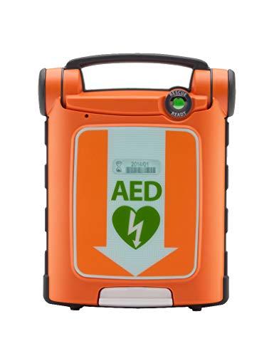 Powerheart G5, Vollautomatischer AED, Laien Defibrillator mit HLW-Feedback Sensor