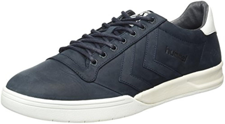 HML Stadil Winter Low Sneaker (Niedriger Schaft)  gefütterte Herren  und Damensneakers (Unisex)  Leder Sneakers