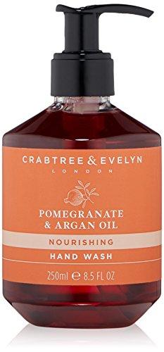 Crabtree & Evelyn Pomegranate and Argan Oil Handwaschgel 250 ml -