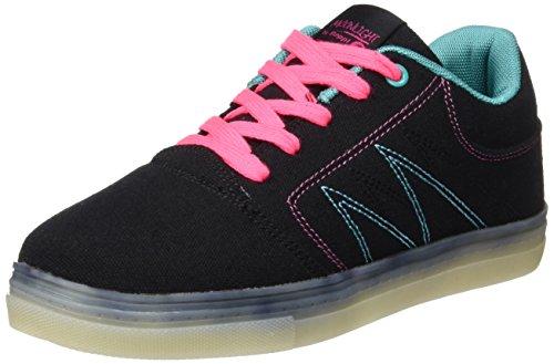 Beppi Casual 2150973, Chaussures de sport garçon Noir (Black)