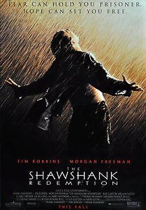 """""""SHAWSHANK REDEMPTION"""" - Morgan Freeman Classic Movie for sale  Delivered anywhere in UK"""