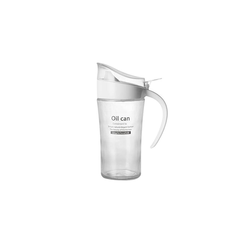 Txxci 620ml Essig L Menage Lflasche Lkanne Lflasche Glas