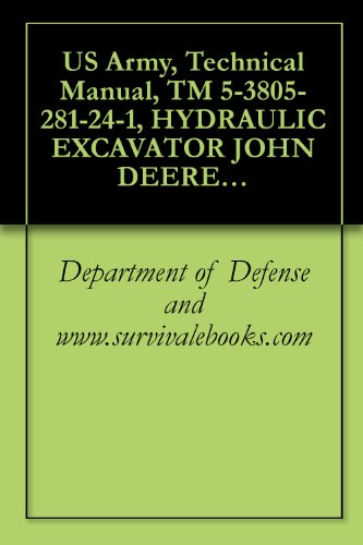 US Army, Technical Manual, TM 5-3805-281-24-1, HYDRAULIC
