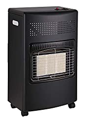 Kingavon BB-PG150 4.2kW Portable Gas Cabinet Heater