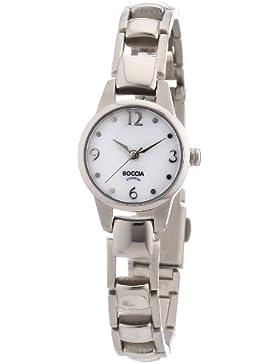 Boccia Damen-Armbanduhr Titan 3100-04