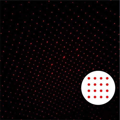 CYDG LED-Projektionslampe, Weihnachten - Laser Light Motorrad Auto Nebel Licht Anti-Tailing Universal Ghost Light