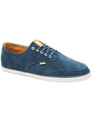 Element Topaz Suede, Chaussures de skateboard homme Dark Denim
