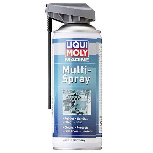 LIQUI MOLY 25051 Multi-Spray Marine Aerosol, 400 ml Plus Marine