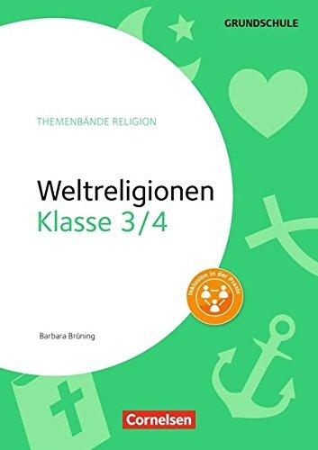 Themenbände Religion Grundschule / Klasse 3/4 - Weltreligionen: Kopiervorlagen