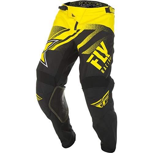 tic Rockstar Motocross Hose - Rockstar Gelb, 34 ()