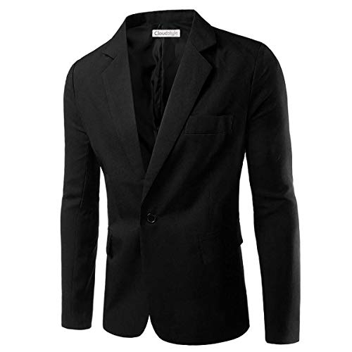 Mens Casual Blazer Suit Jackets ...