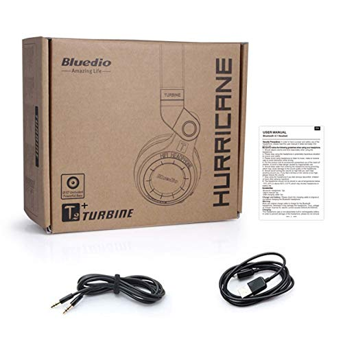 Recensione Bluedio T2+ (Turbine 2 plus) Cuffie Bluetooth MP3 ... 53cbc1c415c3