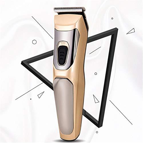 Home Use Electric Hair Clipper Komfortdesign 110-220V Wiederaufladbare Haar-Trimmer Universal-Haarschnitt Maschine Mit 4 Limit Combs