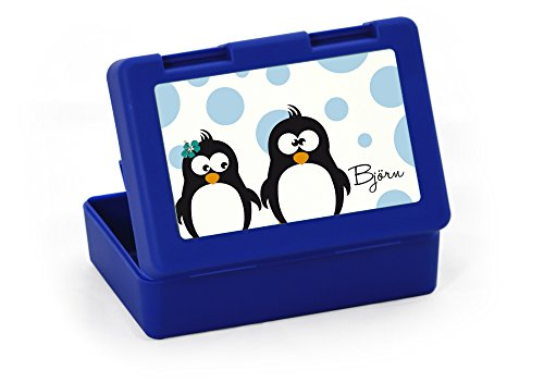 Brotdose Pinguine BD002 - Pinguin Lunch-box