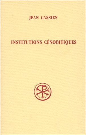 Institutions cénobitiques, numéro 109