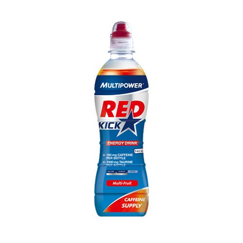 Multipower Red Kick (12x500ml) Multifruit
