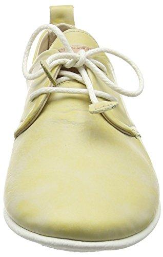 - Calabria 917, Ballerine da donna Yellow (Yellow)