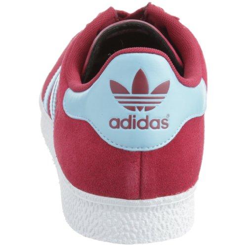 Adidas Gazelle 2g13258Herren Basketballschuhe Rot