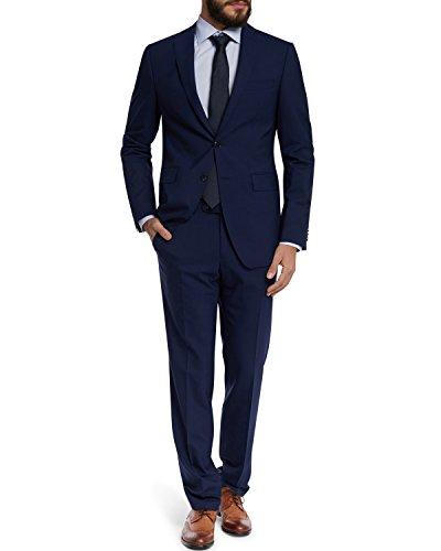 BARUTTI Anzug, Regular-Fit, Tarso/Tosco blau in 106