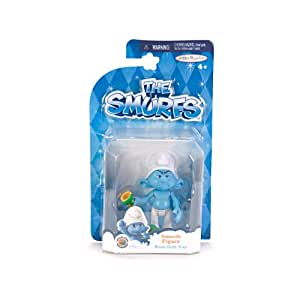 The Smurfs Grab Ems Wave 1 Grouchy Figure