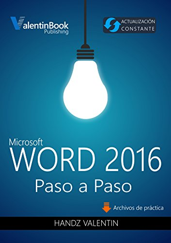 ebook Word 2016