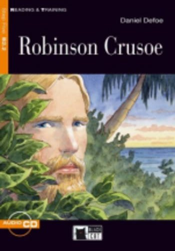 RT.ROBINSON CRUSOE+CD