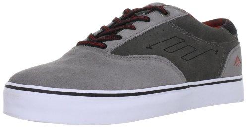 Etnies ,  Scarpe da skateboard uomo grigio (grey/grey/red)
