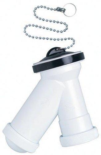 """'Crearplast 897F11-Geruchverschluss """"und kompakt Salz Vertikal 11/2*"""