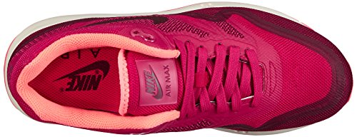 Nike - 654937-001, Scarpe Da Corsa da Donna (Fuchsia Force / Light Magnet Grey / Bright Mango)